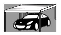 Flat carport canberra