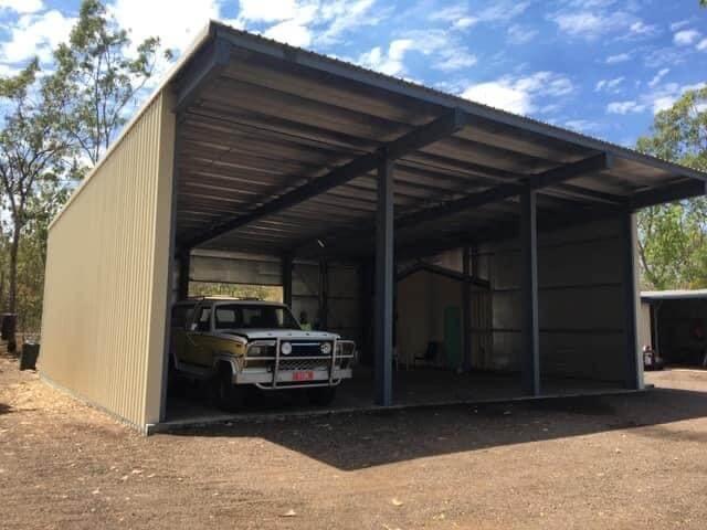 canberra 'free standing carport